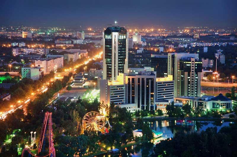 Rental Car Places >> Maa Gita Holidays » 3 Nights 4 Days Tashkent Package