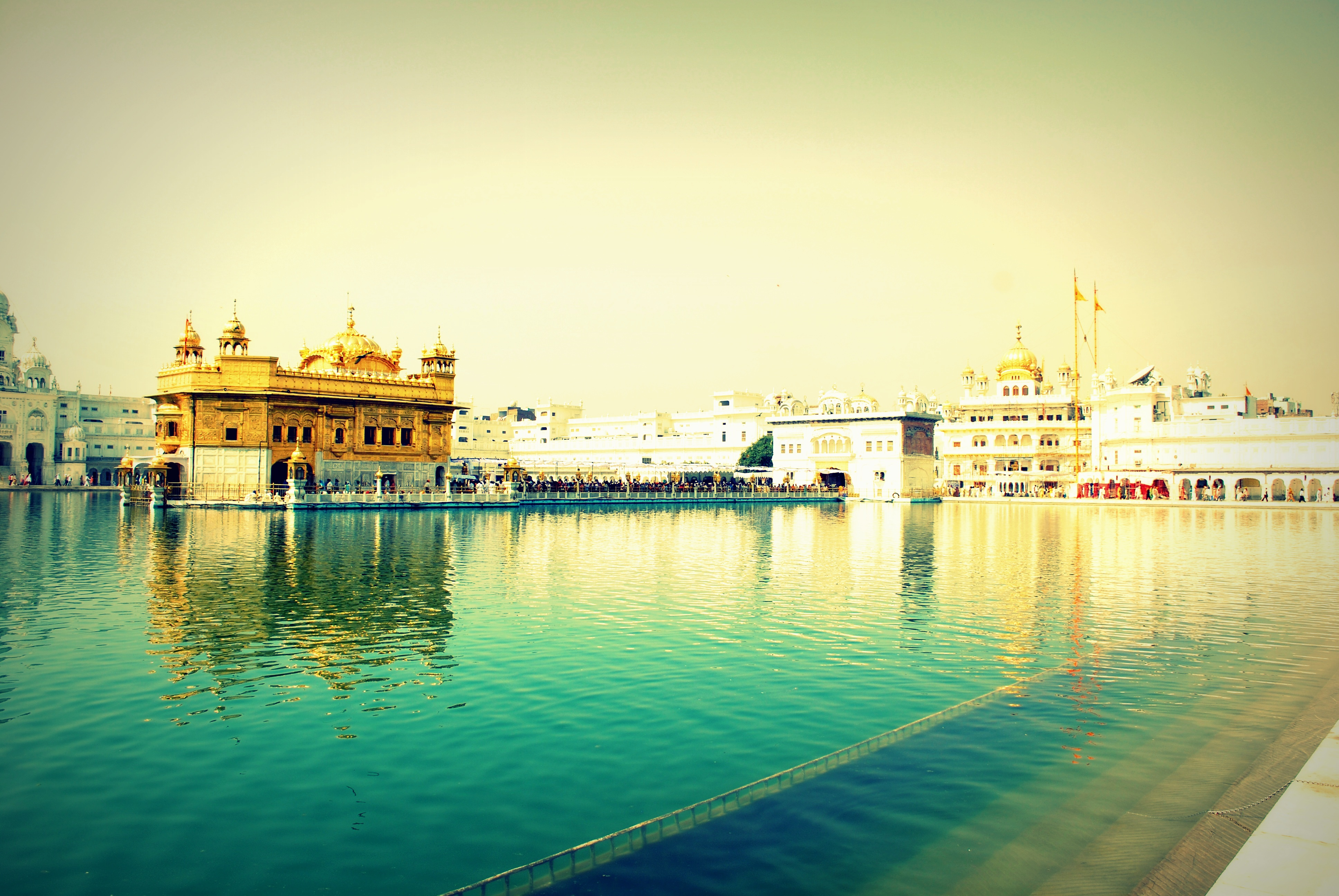maa gita holidays » golden temple amritsar